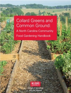 Cover photo for Community Gardening Handbook $10 Plus Shipping