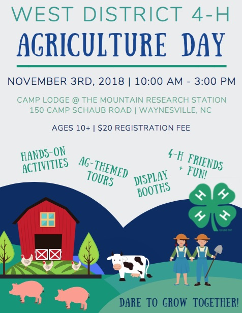 Ag Day flyer image