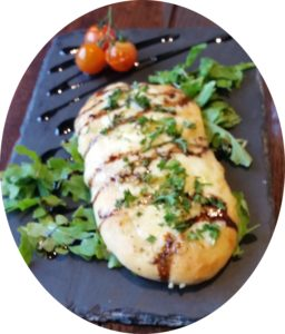 Image of herb chicken