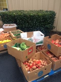 Image of food pantry produce