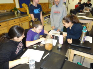 Cover photo for Ag Students Learning About the Importance of Water and Soil
