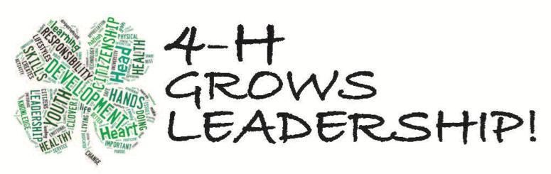 4-H Grows Leadership