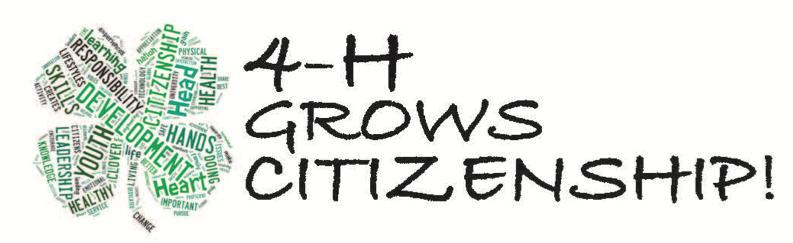 4-H Grows Citizenship