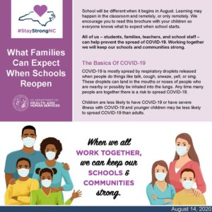 Cover photo for Let's Work Together to Keep Our Schools and Communities Safe.